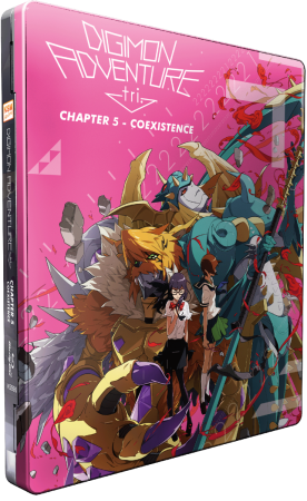 Digimon Adventure tri. Chapter 5 - Coexistence [Blu-ray] im FuturePak