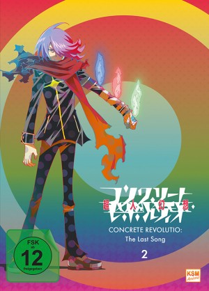 Concrete Revolutio - The last Song - Staffel 2 - Volume 2: Episode 07-11