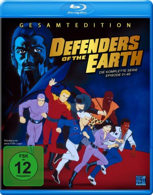 Defenders of the Earth - Gesamtedition [Blu-ray]