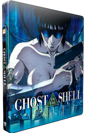 Ghost in the Shell (1995) [Blu-ray] im FuturePak