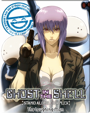 Ghost in the Shell - Stand Alone Complex - Laughing Man [Blu-ray] im FuturePak