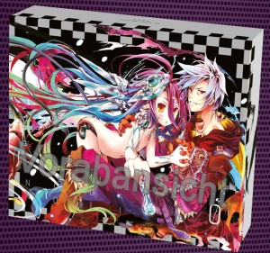 No Game No Life - Zero - Imanity Limited Edition [Blu-ray] im FuturePak