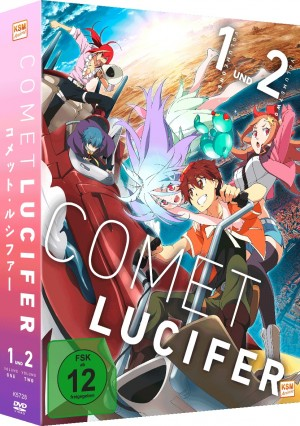 Comet Lucifer - Complete Edition: Episode 01-12