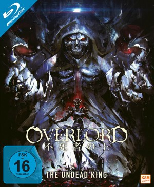 Overlord - The Movie 1 [Blu-ray] im DigiPack