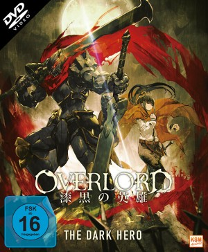 Overlord - The Movie 2 [DVD] im DigiPack