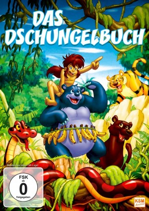 Das Dschungelbuch - The Movie [DVD]