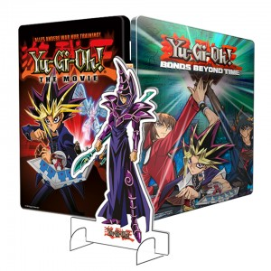 Yu-Gi-Oh! - Movie Collection - Der Film + Bonds Beyond Time [Blu-ray] im limitierten Doppel-FuturePak