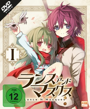 Lance N' Masques - Volume 1: Episode 01-06