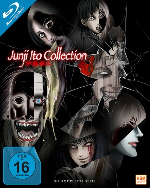 Junji Ito Collection - Gesamtedition: Episode 01-12 [Blu-ray]