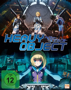 Heavy Object - Gesamtedition: Episode 01-24 [Blu-ray]