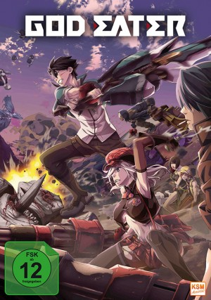 God Eater - Gesamtedition: Episode 01-13
