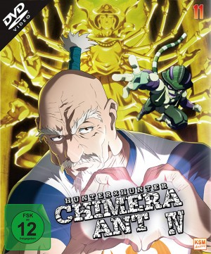 HUNTERxHUNTER - Volume 11: Episode 113-124 [DVD]