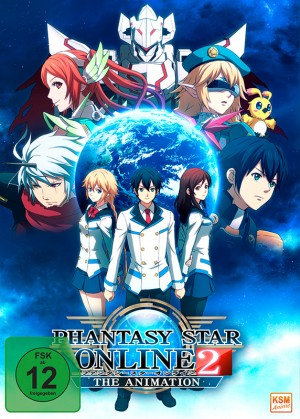 Phantasy Star Online 2 - Gesamtedition: Episode 01-12 [DVD]