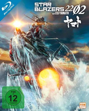 Star Blazers 2202 - Space Ship Yamato - Volume 1: Episode 01-06 [Blu-ray]