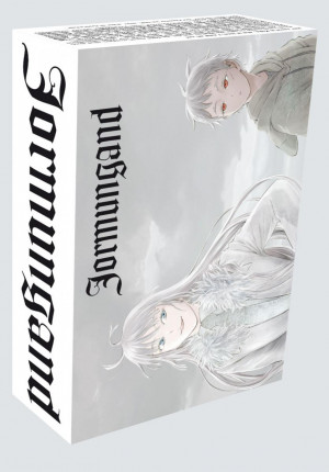Jormungand - Gesamtedition - Vol. 1-4 [DVD]