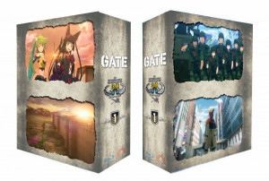 Gate I + II - Gesamtedition - 2 Schuber [Blu-ray]