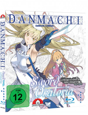 DanMachi - Sword Oratoria - Collector's Edition [Blu-ray
