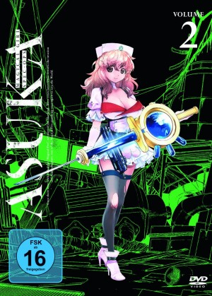Magical Girl Spec-Ops Asuka - Volume 2 [DVD]