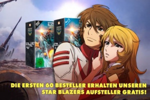 Star Blazers 2202 - Space Battleship Yamato - Volume 1: Episode 01-06 [DVD]