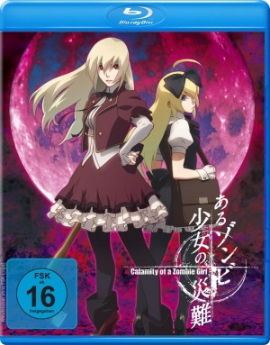 Calamity of a Zombie Girl [BLU-RAY]