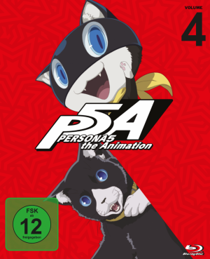 Persona 5 - The Animation - Volume 4 [Blu-ray]