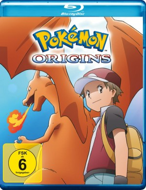 Pokémon – Origins [Blu-ray]