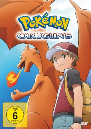 Pokémon – Origins [DVD]