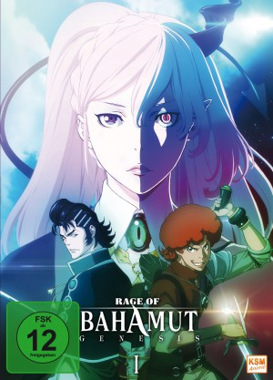 Rage of Bahamut Genesis Volume 1 Episode 01-06