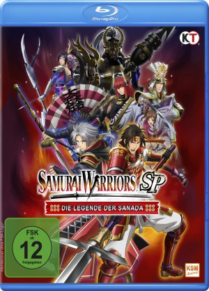 Samurai Warriors - Special - Die Legende der Sanada [Blu-ray]