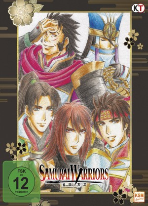 Samurai Warriors Episode 1-6 (im Sammelschuber) [Blu-ray]