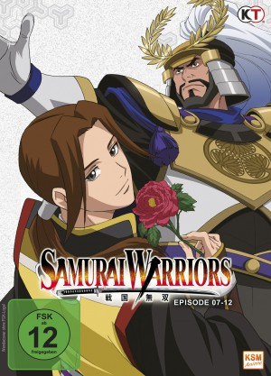 Samurai Warriors Episode 07-12