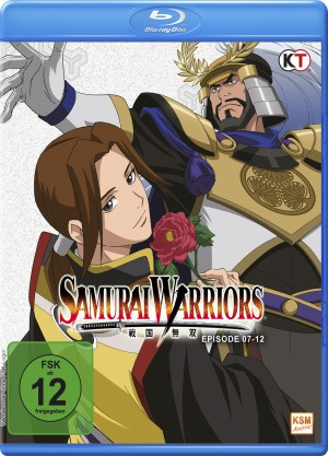 Samurai Warriors Episode 07-12 [Blu-ray]