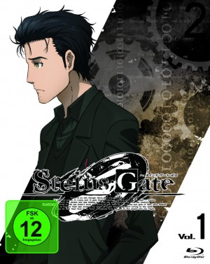 Steins; Gate 0 - Volume 1 [Blu-ray]