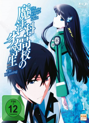 The Irregular at Magic High School Vol.1 - The Beginning (Ep. 1-7) (Blu-ray)