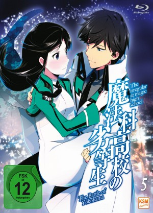 The Irregular at Magic High School Vol.5 - The Battle of Yokohama (Ep. 23-26) [Blu-ray]