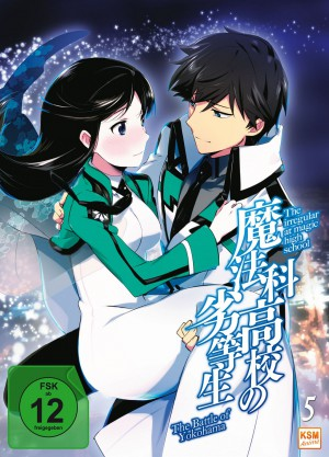 The Irregular at Magic High School Vol.5 - The Battle of Yokohama (Ep. 23-26)