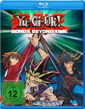 Yu-Gi-Oh! Bonds Beyond Time [Blu-ray]