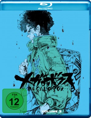 Megalobox - Volume 3 [Blu-ray]