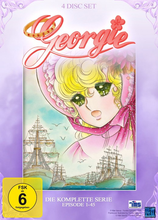 Georgie - Die komplette Serie: Episode 1-45 (4 Disc Set) [DVD]