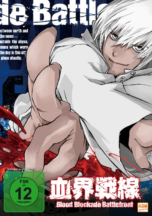 Blood Blockade Battlefront - Volume 2 (Episode 6-9)