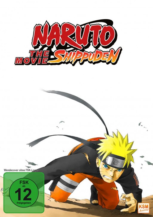 Naruto Shippuden - The Movie [DVD]