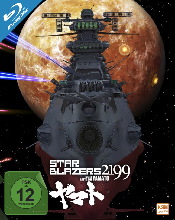 Star Blazers 2199 - Space Battleship Yamato - Volume 1: Episode 01-06 [Blu-ray]