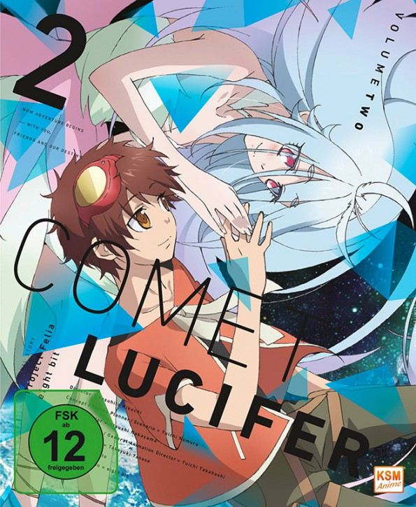 Comet Lucifer-  Episode 07-12 [Blu-ray]