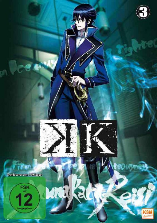 K Project - Volume 3 - Episode 10-13