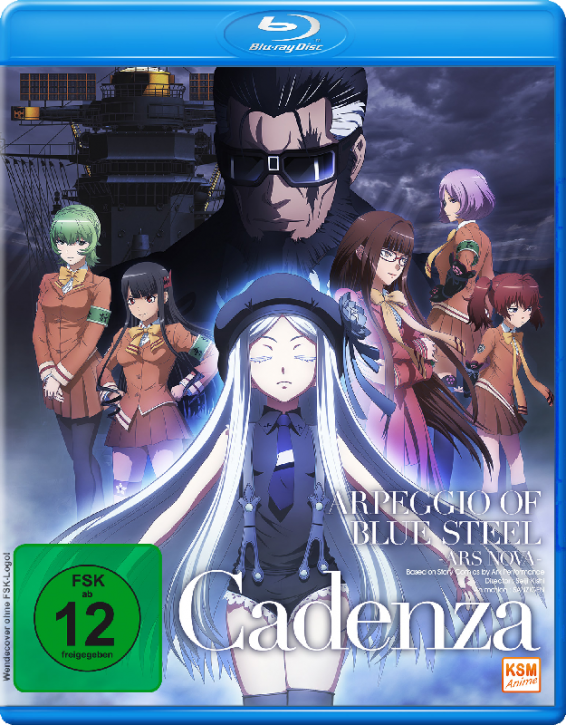 Arpeggio of Blue Steel Ars Nova - Cadenza [Blu-ray]