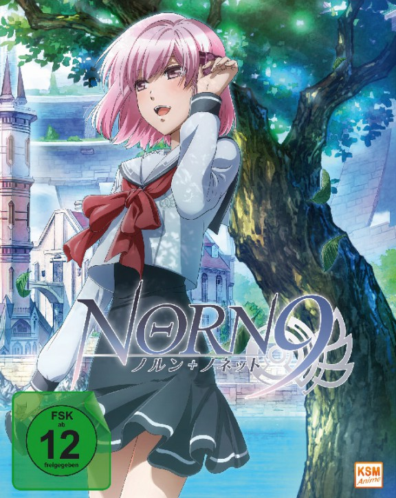 Norn9 - Volume 1: Episode 01-04 [Blu-ray]