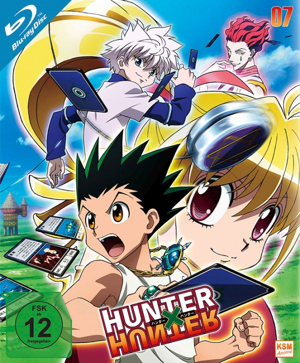 HUNTERxHUNTER - Volume 7: Episode 68-75 [Blu-ray]