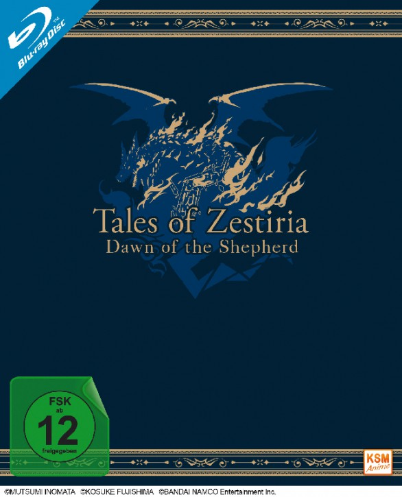 Tales of Zestiria - Dawn of the Shepherd - OVA [Blu-ray]