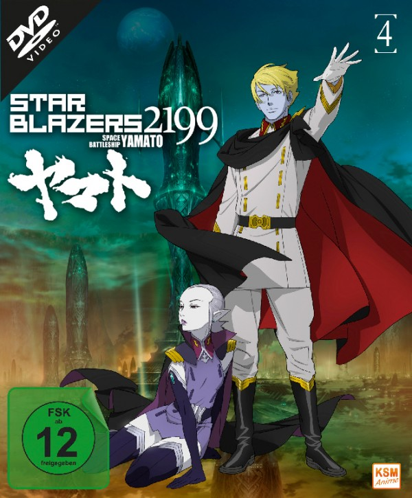 Star Blazers 2199 - Space Battleship Yamato - Volume 4: Episode 17-21