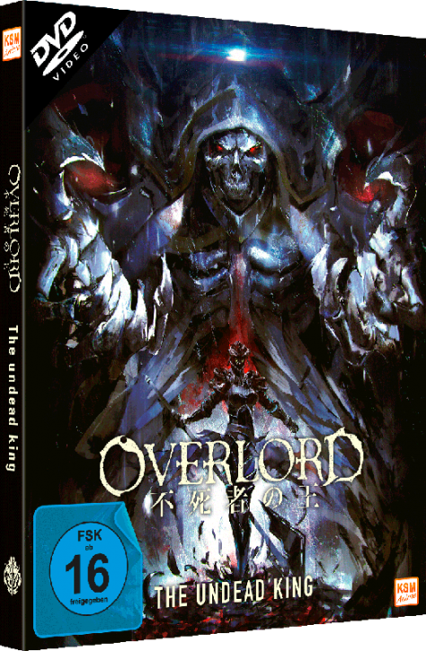 Overlord - The Movie 1 [DVD] im DigiPack